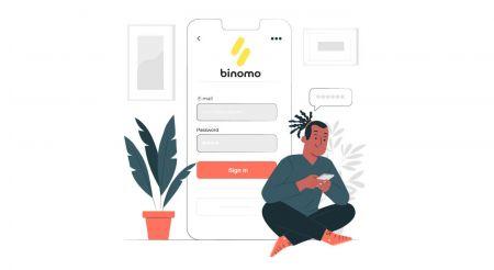 Cómo usar la aplicación Binomo en iPhone / iPad