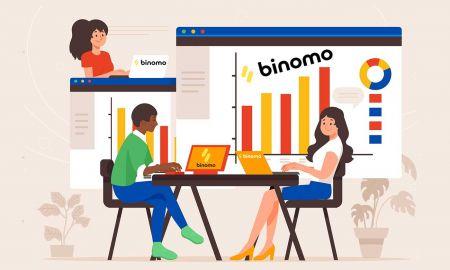 Cómo operar en Binomo para principiantes